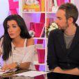 Jenifer et Christophe Willem dans The Voice 2 sur TF1 le samedi 6 avril 2013