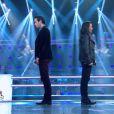 Battle entre Quentin d'Anglas et Nuno Resende dans The Voice 2 sur TF1 le samedi 6 avril 2013
