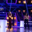 Battle entre Sarah Caillibot et Liza dans The Voice 2 sur TF1 le samedi 6 avril 2013