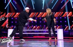 The Voice 2 : Sophie Tapie et Lord Bitum en rap, ''plantade'' de Talents !