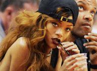 Rihanna : Sexy et souriante pendant que Chris Brown flirte avec une blonde