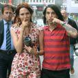 Anthony Kiedis et Heather Christie