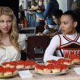 Naya Rivera dans un épisode de la première saison de Glee.