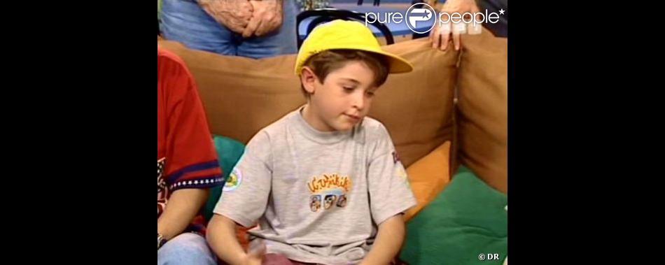 P'tit Gus dans Salut Les Musclés au début des années 90