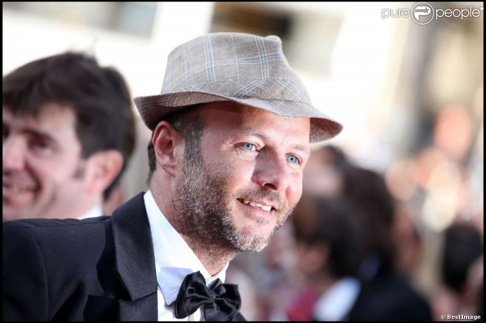Pierre-François Martin-Laval, ici lors de la montée des marches pour La Source des Femmes au Festival de Cannes 2011, sera bientôt papa.