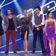 Benjamin Bocconi est sauvé par le public, Florent Pagny décide de garder Dièse dans The Voice 2 le samedi 13 avril 2013 sur TF1