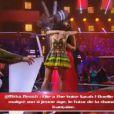 Sarah en live dans The Voice 2 le samedi 13 avril 2013 sur TF1