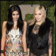 Madonna et sa fille Loudes Leon à Hollywood le 27 février 2011.