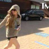 Lindsay Lohan à Coachella : Alcool, drogue et fiesta ? Très peu pour elle !