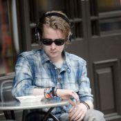 Macaulay Culkin : Seul et calmé à Londres après une violente incartade...