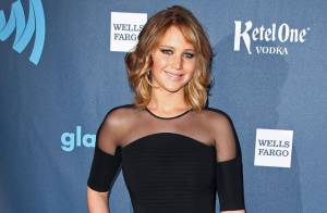GLAAD Awards : La jolie Jennifer Lawrence récompense Bill Clinton face aux stars