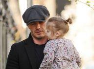 David Beckham et sa petite Harper : Duo complice sous le soleil de Londres