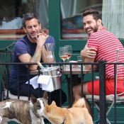 Marc Jacobs : Moment complice avec son ex-fiancé Lorenzo Martone