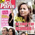 Magazine Ici Paris à paraître le 30 avril 2013.