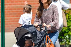Lily Aldridge, de Victoria's Secret : Son adorable fille Dixie est de sortie !