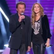 Céline Dion : ''Impressionnée'' par Johnny Hallyday et disponible pour Goldman