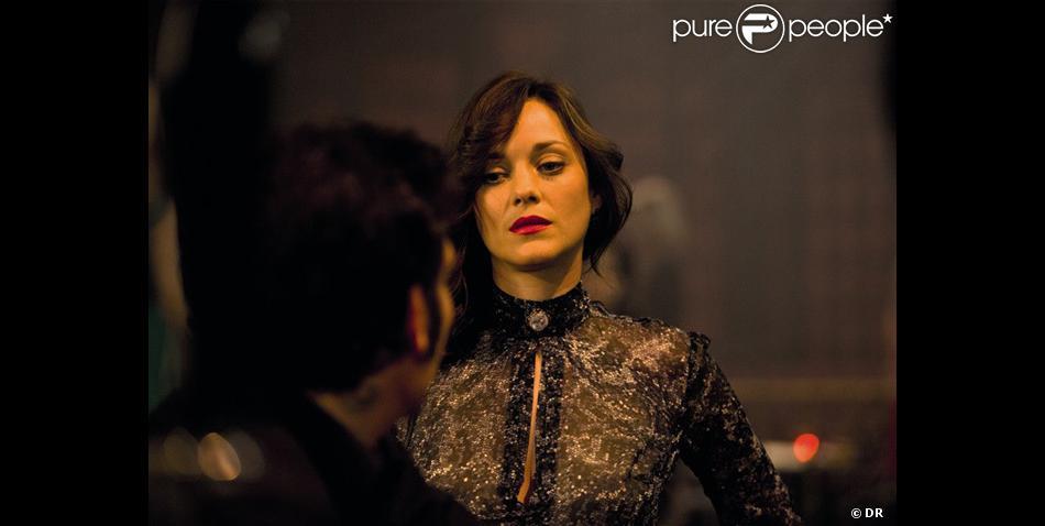 Image du film Blood Ties de Guillaume Canet, en sélection officielle au Festival de Cannes 2013 (hors compétition), avec Marion Cotillard