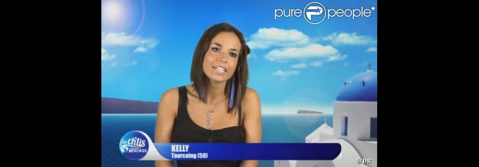 Kelly, les Ch'tis à Mykonos.