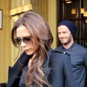 Victoria Beckham et David à Paris : Déjeuner remarqué avec Romeo et Cruz