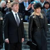 Willem-Alexander et Maxima : Première cérémonie officielle pour le couple royal