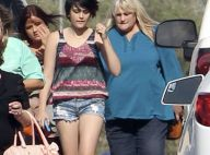 Paris Jackson et Debbie Rowe : Duo complice et naturel face au clan Jackson