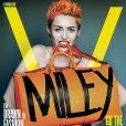 Miley Cyrus pose sur trois couvertures différentes pour V Magazine dans son édition de l'été 2013.