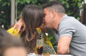 Ronaldo heureux : Déjeuner en amoureux avec sa belle DJ Paula Morais