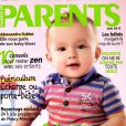 Magazine Parents du mois de juin 2013.