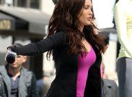 Megan Fox : Ses courbes parfaites illuminent le tournage des Tortues Ninjas