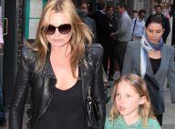 Kate Moss : Dolce vita avec son amoureux, virée nocturne avec sa fille Lila