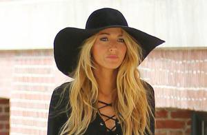 Blake Lively divin top model : son come-back sur le papier glacé