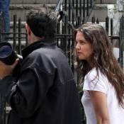 Katie Holmes : Une jolie maniaco-dépressive qui s'en prend à un photographe