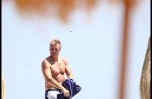 PHOTOS EXCLUSIVES : Dolph Lundgren de Rocky IV, toujours un... très beau corps !