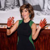 Lisa Rinna : Sexy et fun pour laisser ses gourmandes empreintes