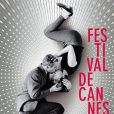 Affiche officielle du Festival de Cannes 2013.