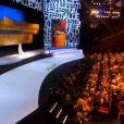 La cérémonie d'ouverture du Festival de Cannes le 15 mai 2013 : la maîtresse de cérémonie Audrey Tautou