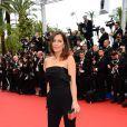 Zoé Félix pour la montée des marches de Jeune Et Jolie, premier film en compétition, au Palais des Festivals de Cannes, le 16 mai 2013.