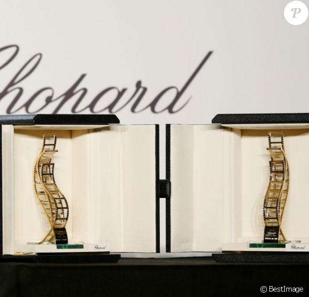 Chopard organisait sa remise des trophées à Cannes le 16 mai 2013