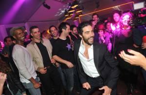 Cannes 2013 : Tahar Rahim déchaîné, sous le regard de son amoureuse Leïla Bekhti
