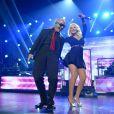 Pitbull et Christina Aguilera sur la scène des Billboard Music Awards à Las Vegas, le 19 mai 2013.