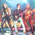 Prince - Let's Go Crazy - Billboard Music Awards, à Las Vegas le 19 mai 2013.