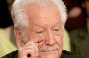 Pierre Bellemare: En larmes aux obsèques de la mère de ses deux premiers enfants
