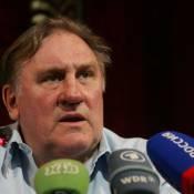 """Gérard Depardieu avec la sublime Liz Hurley pour des confidences """"Turquoise"""""""