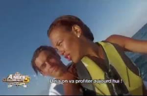 Les Anges de la télé-réalité 5 : Vanessa et Geoffrey officialisent, Maude déçue
