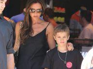 Victoria Beckham : Maman attentionnée lors d'une sortie shopping avec son double