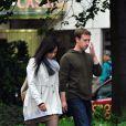 Mark Zuckerberg et Priscilla Chan se baladent dans les rues de Budapest en Hongrie, le 28 mai 2013.