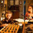 """Le film """"L'Extravagant Voyage du jeune et prodigieux T.S. Spivet"""", de Jean-Pierre Jeunet, avec Helena Bonham Carter et Kyle Catlett"""