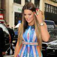 Khloé Kardashian arrive dans les studios de NBC pour une apparition dans l'émission Today. New York, le 29 mai 2013.