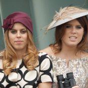 Beatrice et Eugenie d'York : Modeuses originales au côté de la reine