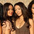 Jaime, Tiara, Tahiti et Presley (alias The Lylas), les soeurs de Bruno Mars.